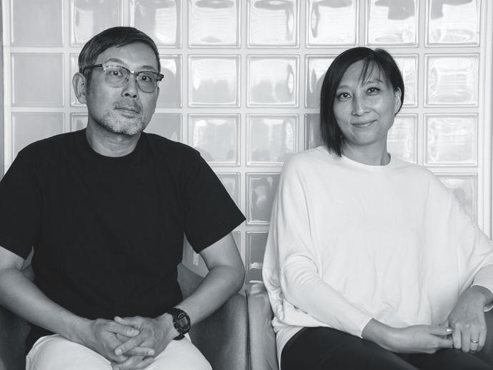 Yasuhiro and Yu-Chang